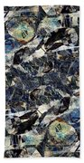 Abstraction 2329 Beach Towel
