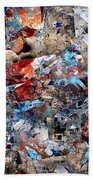 Abstraction 2400 Beach Towel