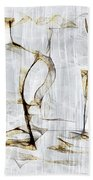 Abstraction 2426 Beach Towel