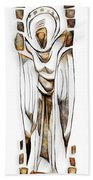 Abstraction 2427 Beach Towel