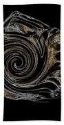 Abstraction 2983 Beach Towel