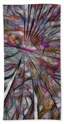 Abstraction 3096 Beach Towel