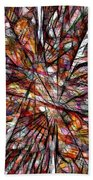Abstraction 3098 Beach Towel