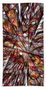 Abstraction 3100 Beach Towel