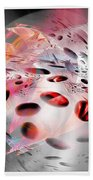 Abstraction 3306 Beach Towel