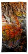 Abstraction 3415 Beach Towel