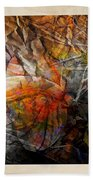 Abstraction 3417 Beach Towel
