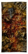 Abstraction 827 - Marucii Beach Towel