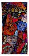 Abstraction 858 -marucii Beach Towel