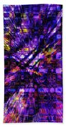 Abstraction Beach Towel