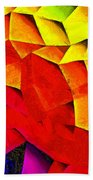 Abstractions Beach Towel