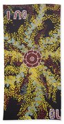 Acacia Blossoms In Oz Beach Towel