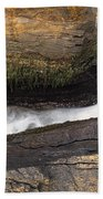 Acadia National Park - Maine Usa Thunder Hole Beach Towel