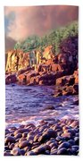 Acadia National Park Beach Towel