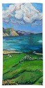 Achill Island Beach Towel
