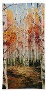 Acrylic Msc 096 Beach Towel