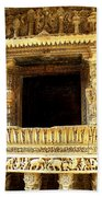 Adalaj Stepwell 3 Beach Towel