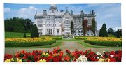 Adare Manor Golf Club, Co Limerick Beach Towel