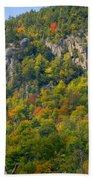 Adirondack Mountains New York Beach Towel