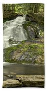 Adler Falls Beach Towel