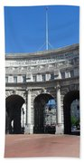 Admiralty Arch Beach Towel