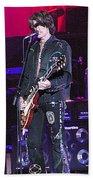 Aerosmith-joe Perry-00022 Beach Towel