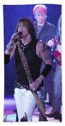Aerosmith-steven Tyler-00078 Beach Towel