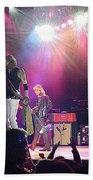 Aerosmith-steven Tyler-00082 Beach Towel