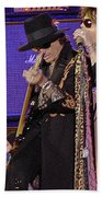 Aerosmith - Steven Tyler -dsc00015 Beach Towel