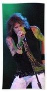 Aerosmith - Steven Tyler -dsc00138 Beach Sheet