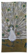 Affaire In The Tuilleries Beach Towel
