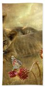 Africa - Innocence Beach Towel
