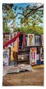 African Art For Sale Beach Towel