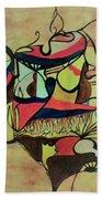 African Soul Beach Towel