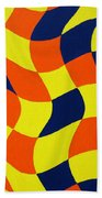 Afrika Beach Towel by Oliver Johnston