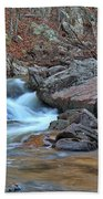 After The Rains On Pickle Creek 1 Beach Towel