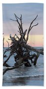 After The Storm At St. Helena Beach Towel