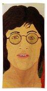 Afterlife Concerto John Lennon Beach Towel