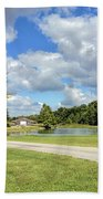 Afternoon In Tennessee Beach Towel