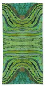Agate Inspiration - 24 B  Beach Towel
