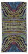 Agate Inspiration - 24c  Beach Towel
