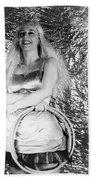 Agnes De Mille (1905-1993) Beach Towel