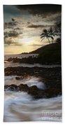 Ahe Lau Makani O Paako Beach Towel