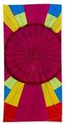 Air Balloon 1640 Beach Towel