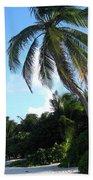 Akumal Sur Beach 1 Beach Towel