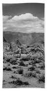 Alabama Hills Beach Towel