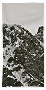 Alaskan Peaks Beach Towel
