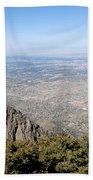 Albuquerque And The Rio Grande Beach Sheet