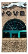 Albuquerque Hound Beach Towel
