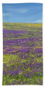 Alentejo Wild Flowers Beach Towel